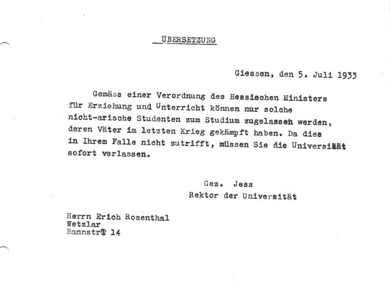Dear Erich - A Jazz Opera by Ted Rosenthal
